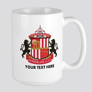 Sunderland AFC 15 oz Ceramic Large Mug